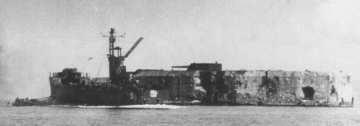 The Retaking of Fort Drum