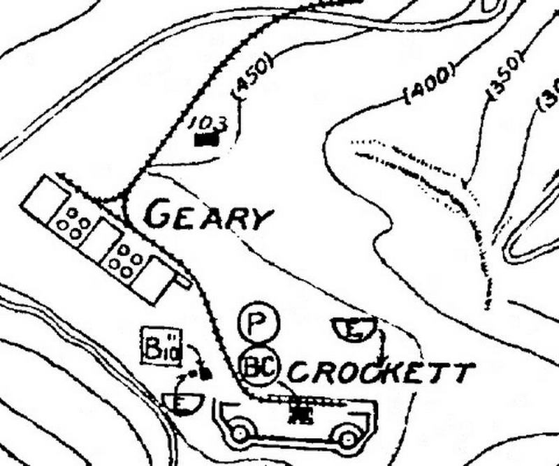 Battery Geary Air Raid Shelter