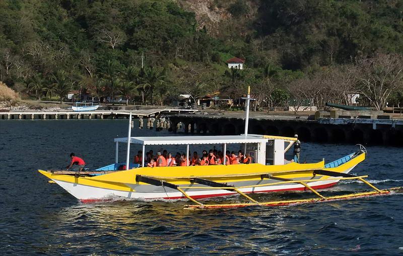 Banca Oriental Group:Bataan Corregidor Island
